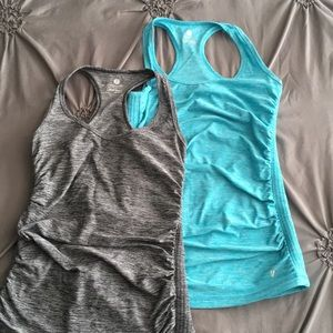 Pair of Old Navy Workout Tops